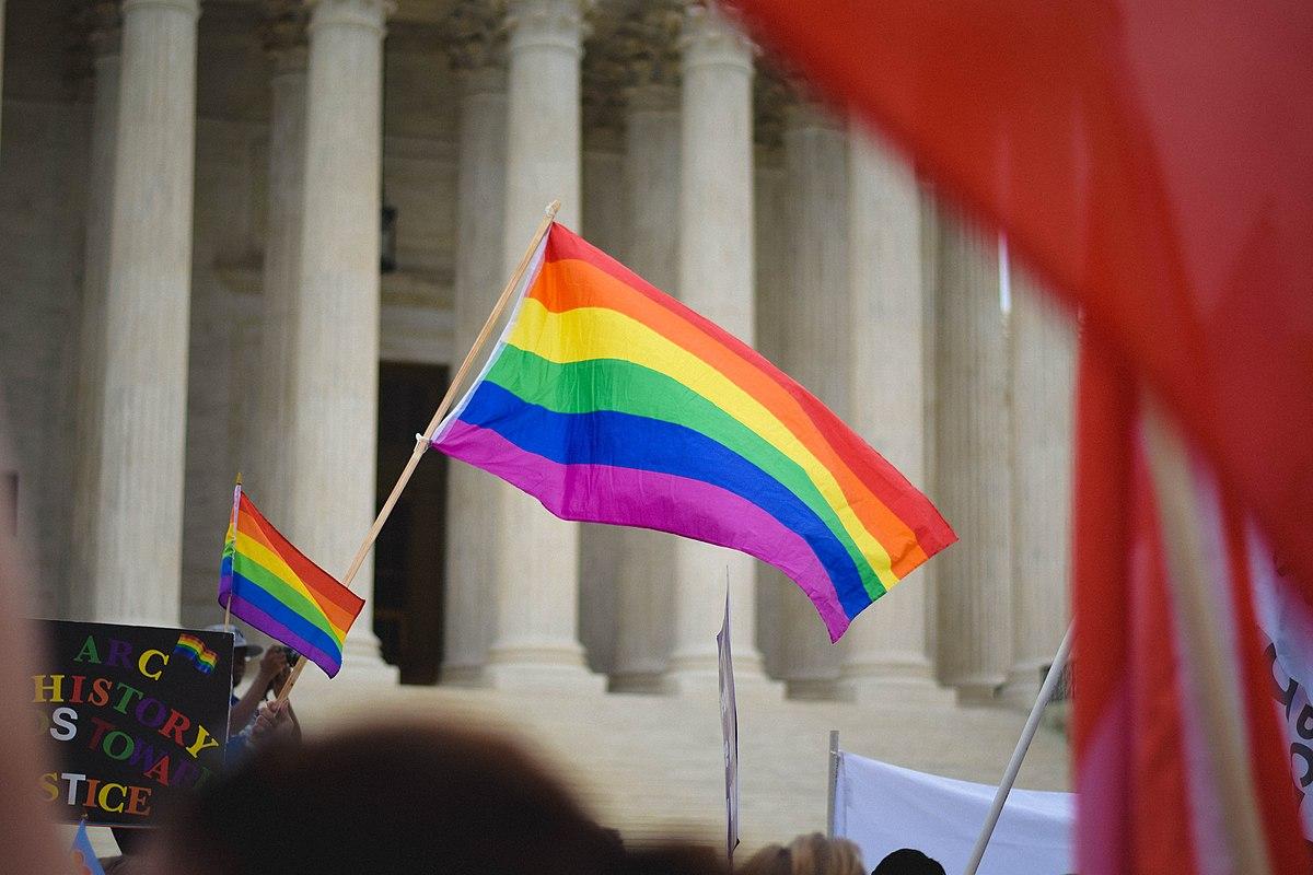 Supreme Court flag